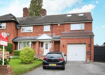 Thumbnail 3 bed semi-detached house for sale in Ravenscroft Road, Sheffield, South Yorkshire