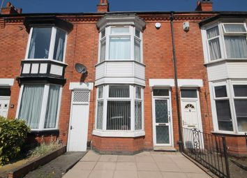 Thumbnail 2 bed terraced house to rent in Haddenham Road, West End, Leicester