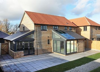 Thumbnail 4 bed detached house for sale in School Lane, Lower Halstow, Sittingbourne
