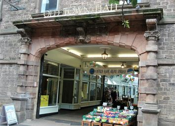 Thumbnail Commercial property to let in Retail Units, The Old Town Hall, Rotherham, South Yorkshire