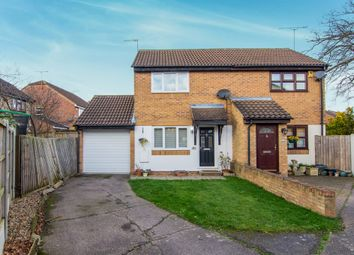Thumbnail 1 bed semi-detached house for sale in Lampern Crescent, Billericay