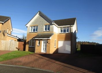Thumbnail 4 bed detached house for sale in Fettercairn Place, Airdrie