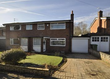 Thumbnail 3 bed semi-detached house for sale in Ardenfield, Haughton Green, Denton