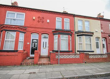 Thumbnail 3 bed terraced house for sale in Cambridge Road, Bootle