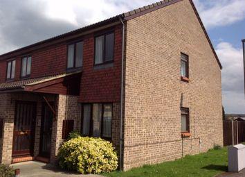 Thumbnail 1 bed maisonette to rent in Godwin Close, West Ewell, Epsom