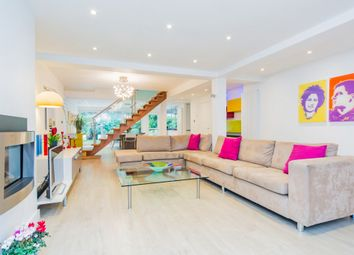 Thumbnail 4 bed terraced house for sale in Langton Way, Blackheath