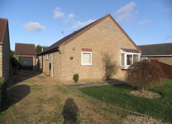 Thumbnail 3 bedroom bungalow to rent in Bryony Close, Eastrea, Peterborough