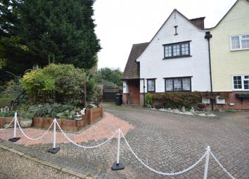 3 bed semi-detached house for sale in Vicarage Meadow, Halstead CO9