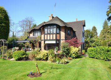Thumbnail 4 bed detached house for sale in Silverdale Avenue, Walton-On-Thames
