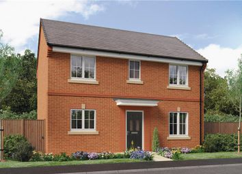 "Thumbnail 3 bed detached house for sale in ""Darwin"" at Honeywell Lane, Barnsley"