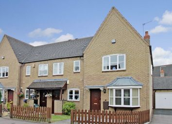 Thumbnail 3 bed end terrace house to rent in Calcutt Way, Dickens Heath, Shirley, Solihull