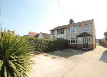 Thumbnail 3 bed semi-detached house for sale in Main Road, Kesgrave, Ipswich, Suffolk