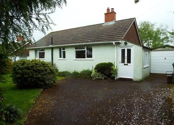 Thumbnail 2 bed bungalow for sale in Marshwood, Bridport