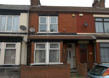 Thumbnail 3 bed terraced house to rent in Fern Avenue, Doncaster, South Yorkshire