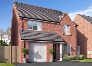 "Thumbnail 4 bed detached house for sale in ""The Goodridge"" at Showground Road, Malton"