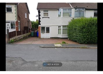 Thumbnail 3 bed semi-detached house to rent in Duckworth Road, Prestwich, Manchester