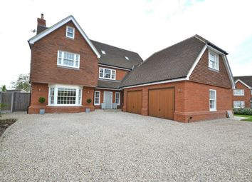 Thumbnail 5 bed detached house for sale in Causeway End, Felsted, Dunmow, Essex