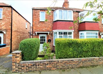 3 bed semi-detached house for sale in Southwell Road, Middlesbrough TS5