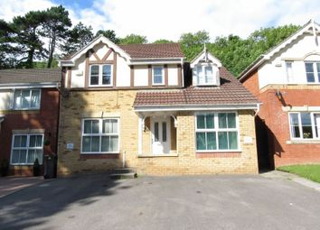 Thumbnail 5 bedroom detached house for sale in Heritage Drive, Cardiff