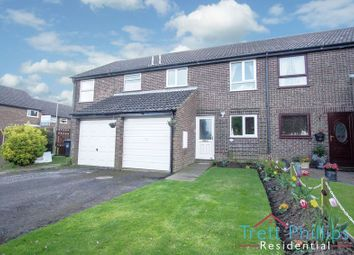 Thumbnail 3 bed terraced house for sale in Calthorpe Close, Stalham, Norwich