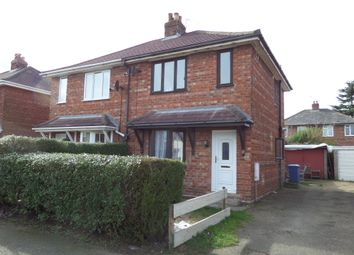 Thumbnail 2 bed semi-detached house to rent in Queensfield, Gainsborough