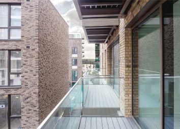 Thumbnail 2 bedroom flat for sale in Windlass House, 21 Schooner Road, Royal Wharf