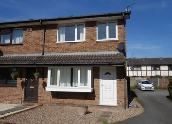 Thumbnail 3 bedroom semi-detached house to rent in Haybarn Close, Littlethorpe, Leicester