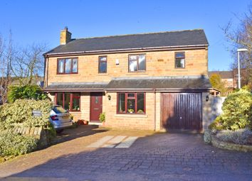 Thumbnail 4 bed detached house for sale in Glasshouses, Harrogate
