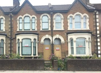 Thumbnail 8 bed terraced house for sale in Blackhorse Road, Walthamstow, London