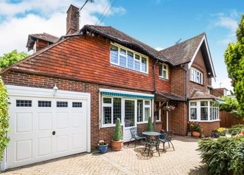 Thumbnail 3 bed detached house for sale in Offington Drive, Broadwater, Worthing