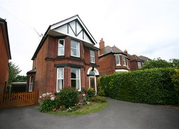 Thumbnail 5 bed detached house to rent in Winchester Road, Shirley, Southampton