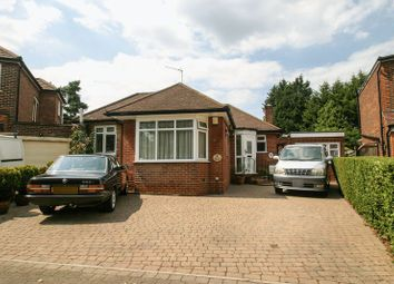 Thumbnail 3 bed detached bungalow for sale in Woodend Gardens, Enfield