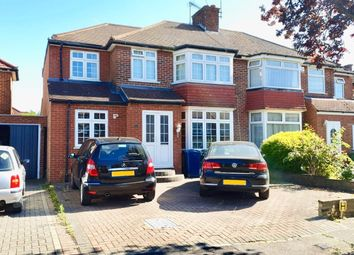 Thumbnail 4 bedroom semi-detached house for sale in Lamorna Grove, Stanmore