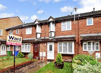 Thumbnail 2 bed terraced house for sale in Yeates Drive, Kemsley, Sittingbourne, Kent