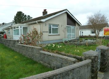 Thumbnail 3 bed detached bungalow for sale in Swyn Yr Awel, Hermon, Glogue, Pembrokeshire