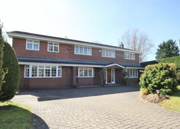 Thumbnail 5 bed detached house for sale in Caldy Chase Drive, Caldy, Wirral