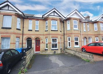 Thumbnail 3 bed terraced house for sale in Belmont Road, Parkstone, Poole