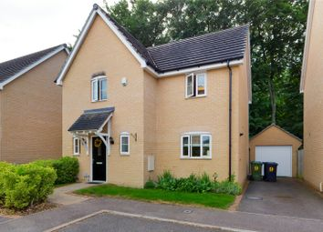 Thumbnail 3 bed detached house for sale in Marys Way, Meldreth, Royston