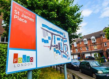 Thumbnail 1 bedroom flat to rent in Abercorn Way, Bermondsey, London