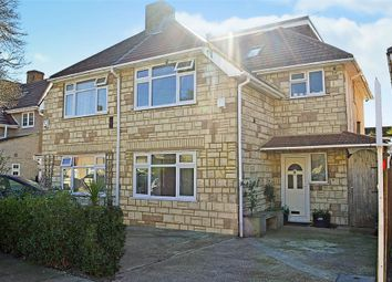 Thumbnail 4 bed semi-detached house for sale in Granville Avenue, Hounslow, Middlesex