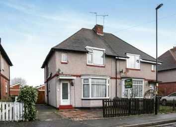 Thumbnail 3 bedroom semi-detached house for sale in Grange Avenue, Binley, Coventry, West Midlands