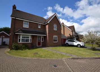 Thumbnail 4 bed property for sale in Whitlock Drive, Great Yeldham, Halstead