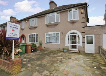 Thumbnail 3 bed semi-detached house for sale in Bostall Park Avenue, Bexleyheath