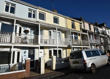 Thumbnail 4 bedroom terraced house to rent in Alexandra Terrace, Teignmouth, Devon