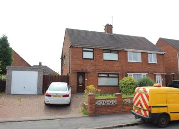Thumbnail 3 bed semi-detached house to rent in Florence Avenue, Wolverhampton