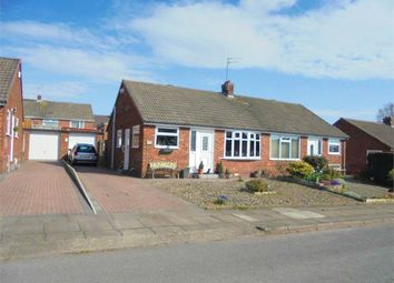 Thumbnail 2 bed semi-detached bungalow for sale in Essex Way, Darlington, Durham