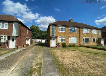 Thumbnail 2 bed maisonette for sale in Oak Way, Feltham, Greater London