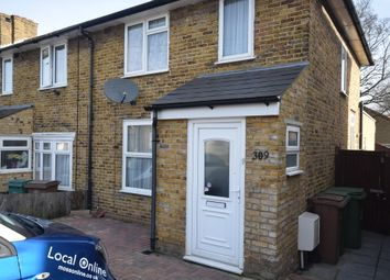Thumbnail 3 bedroom semi-detached house to rent in Peterborough Road, Carshalton
