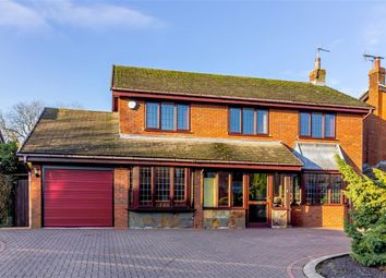 Thumbnail 4 bed detached house for sale in Westerham Close, Knowle, Solihull