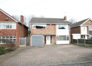 Thumbnail 4 bed detached house for sale in Windmill Road, Atherstone